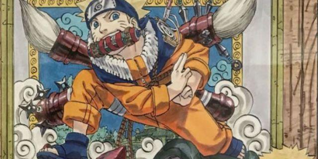 Naruto-Kishimoto