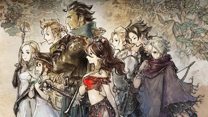Octopath Traveler Sells Better Than Expected Out Of Stock In Most Places