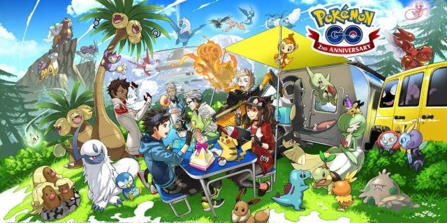pokemon go gen 4