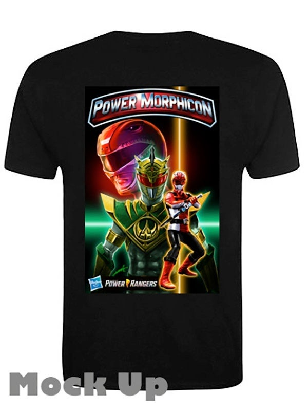 Power-Morphicon-Shirt