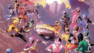 Mighty Morphin Power Rangers #29 Preview