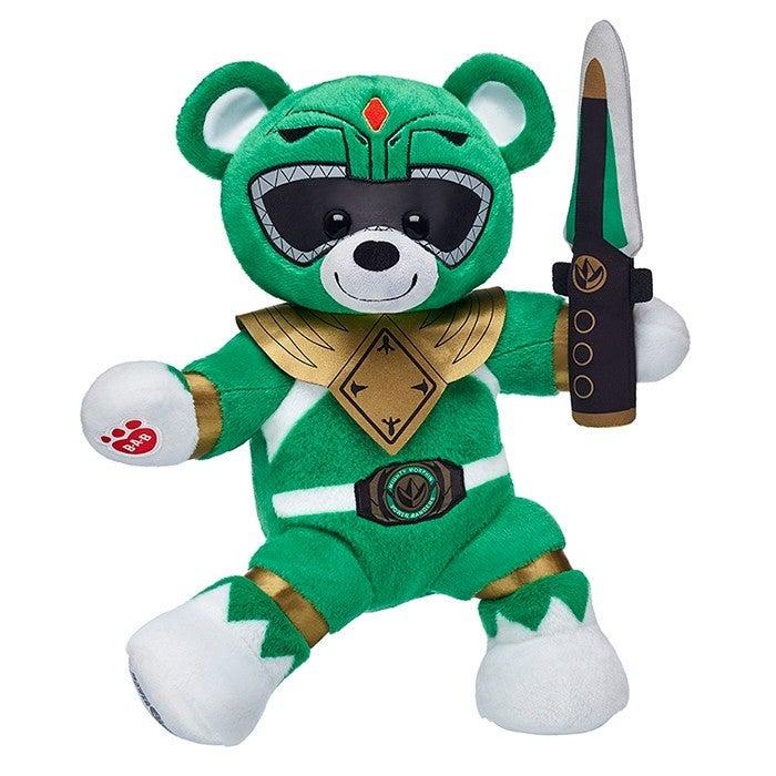 Build A Bear Workshop Power Rangers