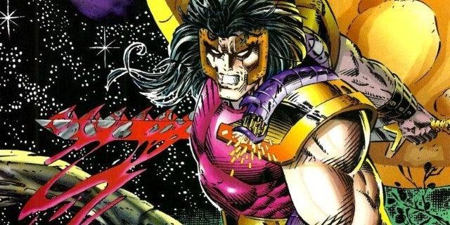Prophet Comic Book Movie Rob Liefeld