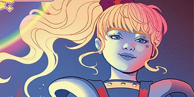 rainbow brite comic header
