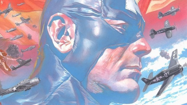 Review Captain America #1 - Cover