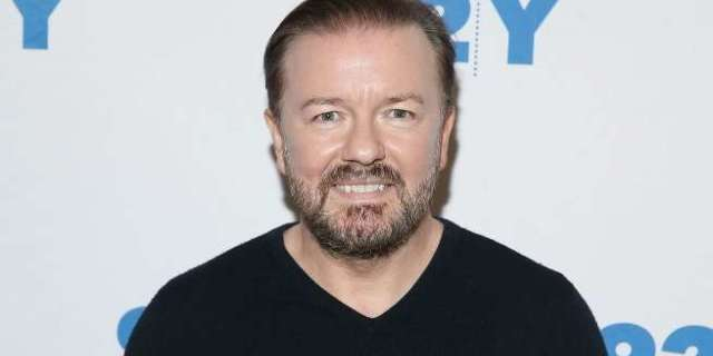 ricky gervais getty