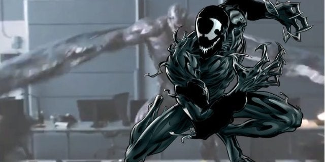'Venom' Trailer Offers First Look at Riot
