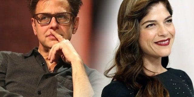 Selma Blair Asks Disney to Rehire James Gunn