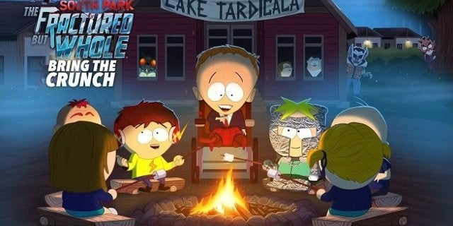 South Park The Fractured But Whole DLC