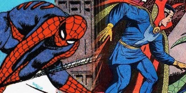 Spider-Man-Doctor-Strange-Steve-Ditko