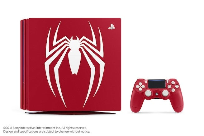 Spider-Man PS4 Pros Are Already Being Sold For Huge Amounts Of Money