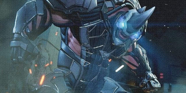 Spider-Man PS4 Rhino