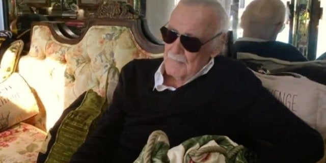 Stan Lee Comeback Video Twitter 2018