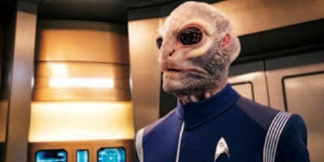 Star Trek Discovery Linus Saurian