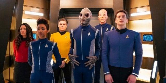 Star Trek Discovery Premiere