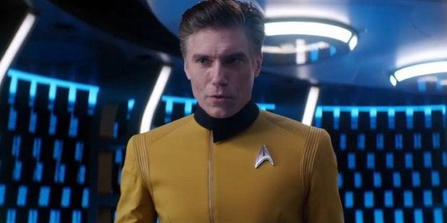 Star Trek Discovery Trailer Pike