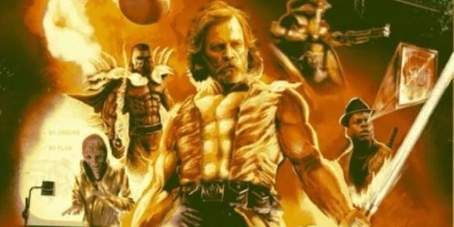 star wars last jedi remake fan poster
