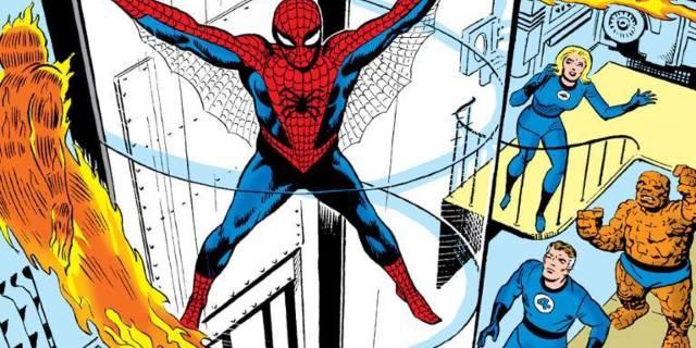 Steve Ditko Spider-Man