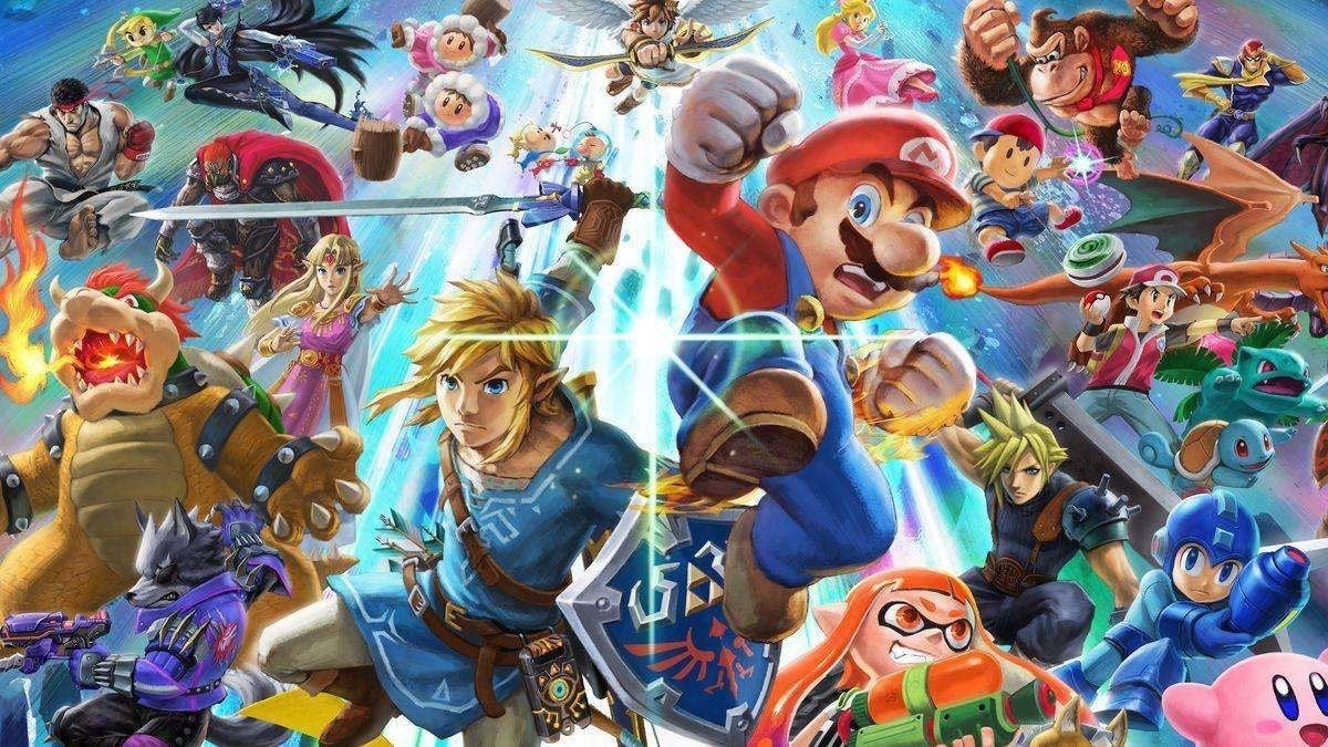 super smash bros ultimate wasn t developed with competitive players
