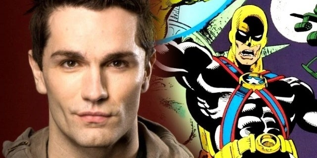 supergirl sam witwer agent liberty