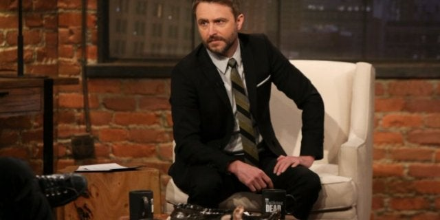 Some 'Talking Dead' Fans Supporting Chris Hardwick with 'Stand With Chris' Movement