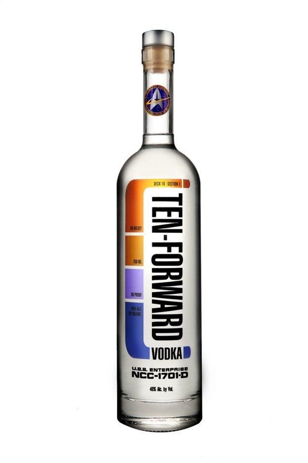 Ten Forward Vodka