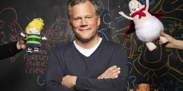 the epic tales of captain underpants netflix peter hastings