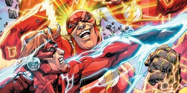 The-Flash-50-Returns-Speedster-To-DC-Universe