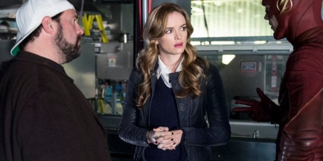 The Flash Danielle Panabaker Director