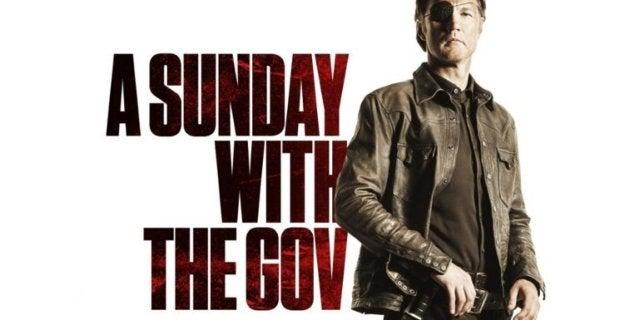 The Walking Dead Governor marathon