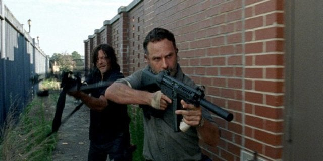 daryl and rick relationship with god