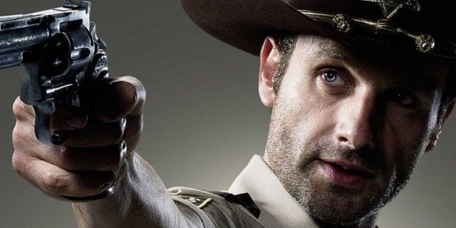 The Walking Dead season 1 Rick Grimes