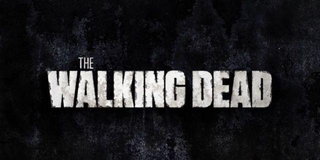 The Walking Dead season 9 logo