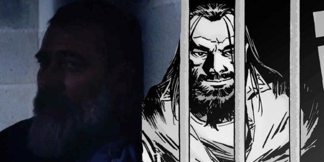 'The Walking Dead' Star Jeffrey Dean Morgan Teases Negan Redemption
