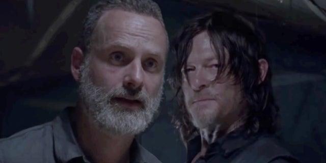 The Walking Dead season 9 Rick Daryl comicbookcom