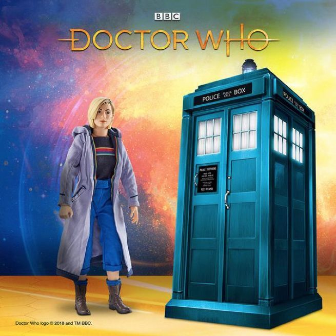 Doctor Who The First 13th Doctor Toy Is Available To Order