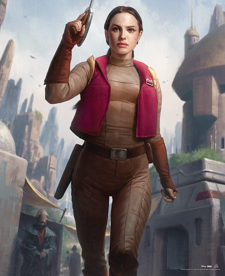Star Wars: Padme Amidala Returns for Thrawn: Alliances