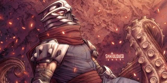 'Teenage Mutant Ninja Turtles: Shredder in Hell' Coming in ...