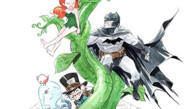 Top 10 DC Comics Zoom Ink - Batman Tales Once Upon A Crime