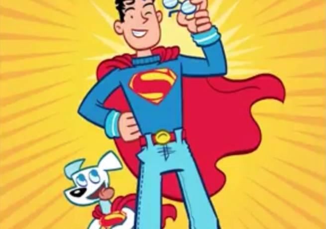 Top 10 DC Comics Zoom Ink - Superman of Smallville