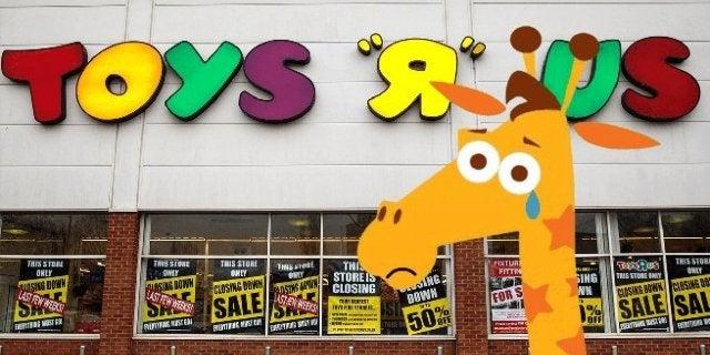 Toys R Us Store Auction 2018