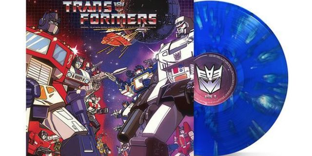 The Classic Transformers Vinyl Soundtrack Is Back In