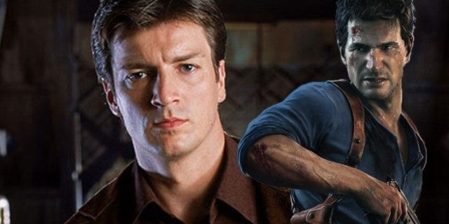 uncharted nathan fillion nathan drake