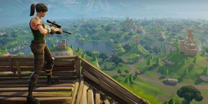 Fortnite's Success Allow Epic To Cut Unreal Engine Marketplace Fees