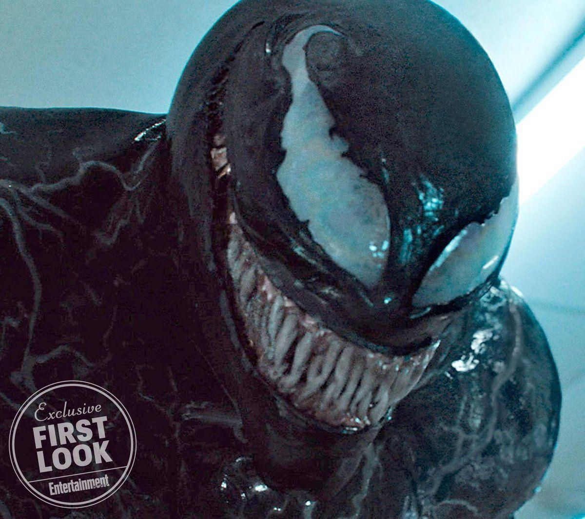 Sony unveil 2 new Venom movie stills!