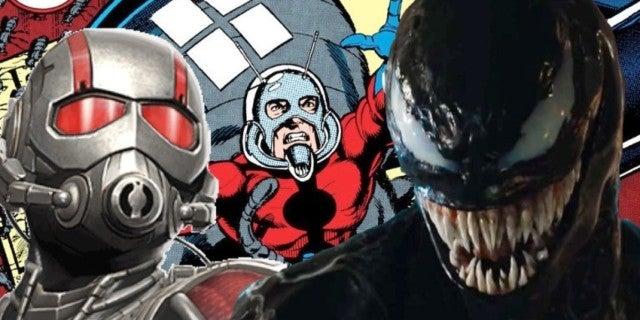 Venom Ant-Man Michelinie comicbookcom