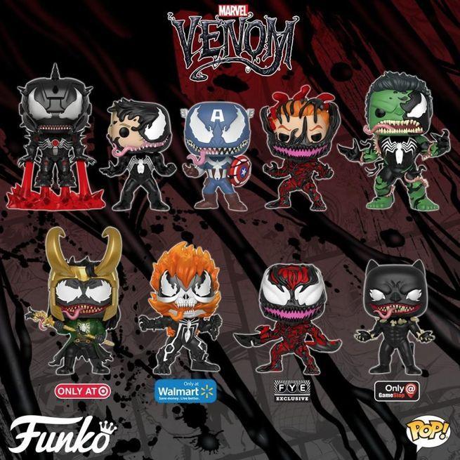 venom-funko-pop-figures