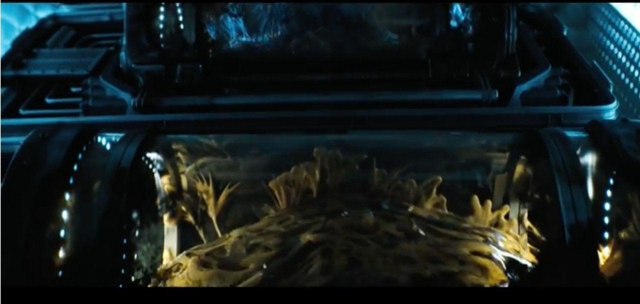 Venom Trailer Symbiote