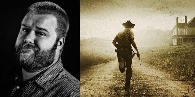 Walking Dead Season 9 Anrew Linclon Robert Kirkman