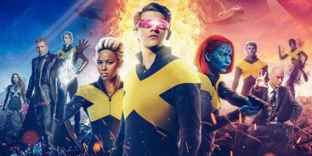 X-Men Dark Phoenix Header